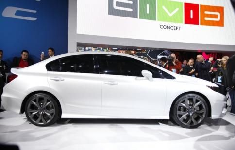 Chốt ngày ra mắt Honda Civic 2016