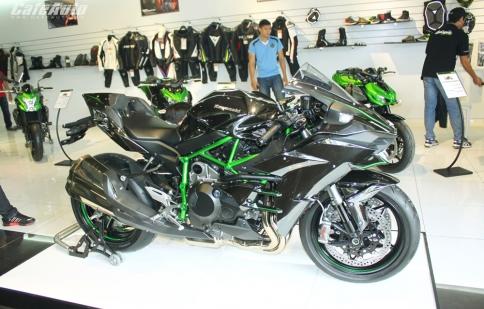 Cơ hội mua Kawasaki H2 với giá 990 triệu đồng