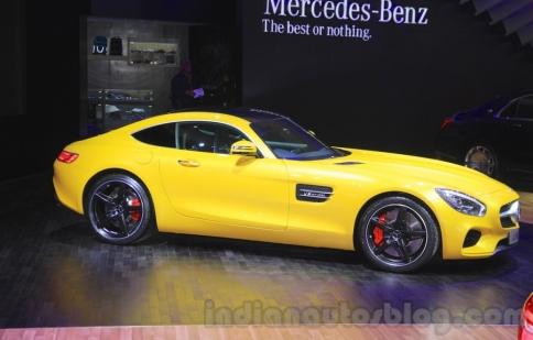 Mercedes giới thiệu 4 mẫu xe mới tại GIIAS 2015