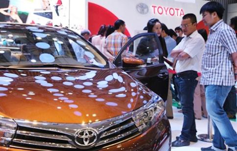 Vì sao Toyota tính rời Việt Nam?