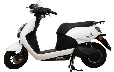 Xe máy điện Honda Prinz có mặt tại Việt Nam