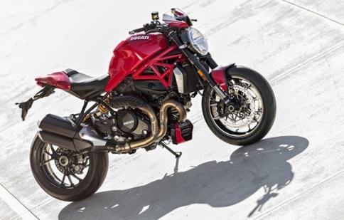 Diện kiến Monster 1200 R naked bike mạnh nhất của Ducati
