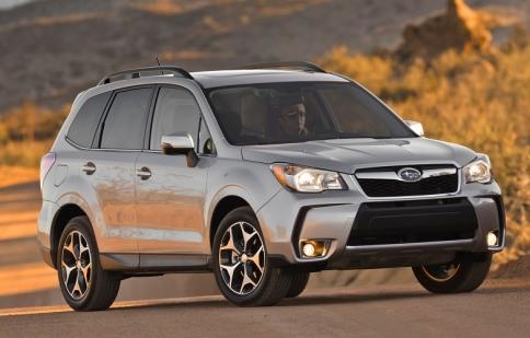 Subaru Việt Nam triệu hồi 35 xe Forester do lỗi dây dẫn ngắn mạch