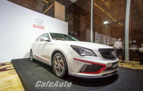 Xem trước mẫu sedan Trung Quốc sắp gia nhập thị trường Việt Nam