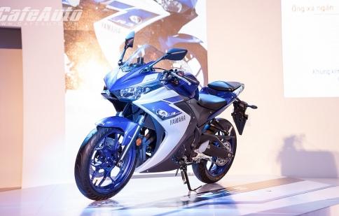 """Giá 150 triệu đồng Yamaha R3 hứa hẹn gây """"bão"""" tại Việt Nam"""
