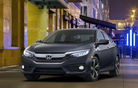 Honda Civic 2016: Sự lột xác ngoạn mục