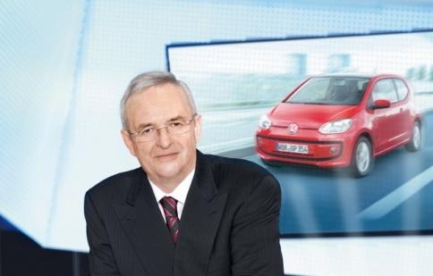 CEO Volkswagen từ chức, nhận trách nhiệm sau bê bối gian lận