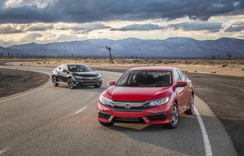 So sánh Honda Civic mới và cũ