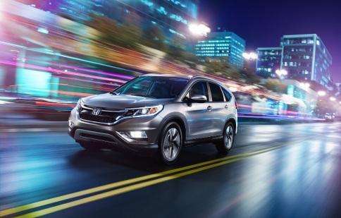 Honda ra mắt CR-V phiên bản đặc biệt