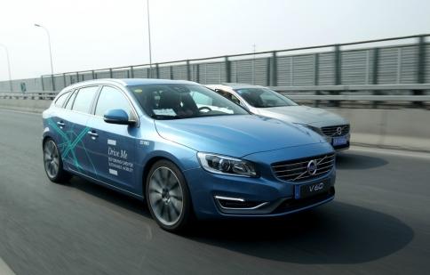 Volvo nghiệm thu giao diện tự lái trước khi xuất xưởng