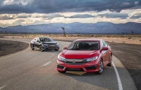 5 điều bạn cần biết về Honda Civic 2016