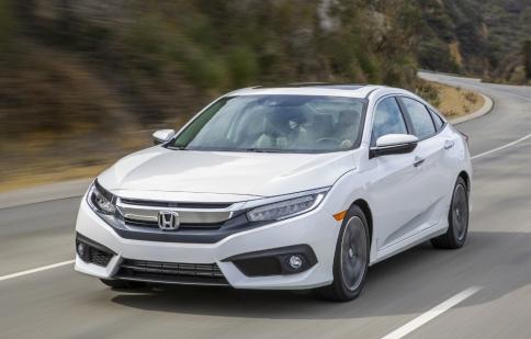 Honda công bố giá bán chính thức của Civic Sedan 2016