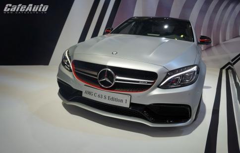 """Chạm mặt """"ngôi sao tốc độ"""" Mercedes-AMG C63 S Edition 1"""