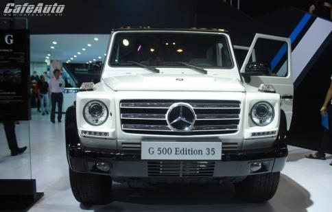 """Mục sở thị """"vua địa hình"""" Mercedes-Benz G500 Edition 35"""