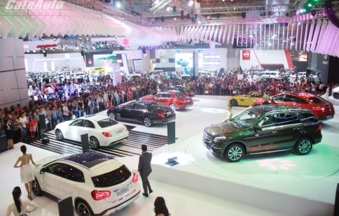 185.811 xe ô tô đã được bán ra trong 10 tháng