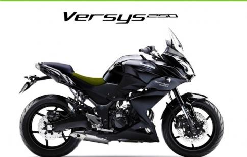 Kawasaki rục rịch ra mắt mẫu motor cỡ nhỏ hoàn toàn mới