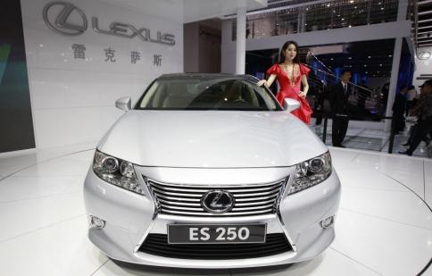 Lexus nói không với xe made in China