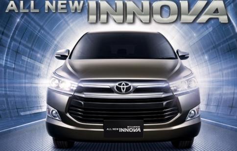 Rò rỉ hình ảnh và thông số kỹ thuật Toyota Innova 2016