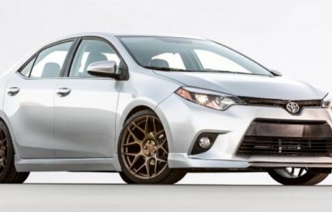 Toyota giới thiệu bộ sưu tập xe độ tại SEMA 2015