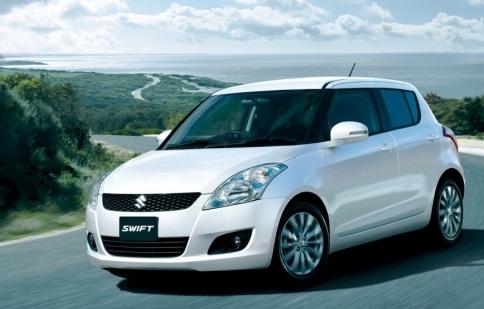 1.311 chiếc Suzuki Swift bị thu hồi do lỗi phanh tại Việt Nam