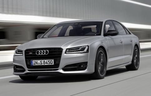 Audi S8 Plus 2016 có giá bán công bố từ 114.900 USD