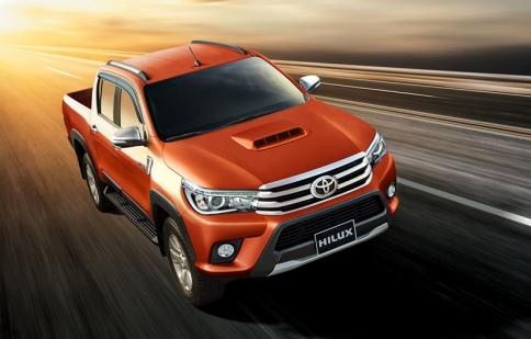 Doanh số bán hàng của Toyota VN tăng trưởng 5% trong tháng 10/2015