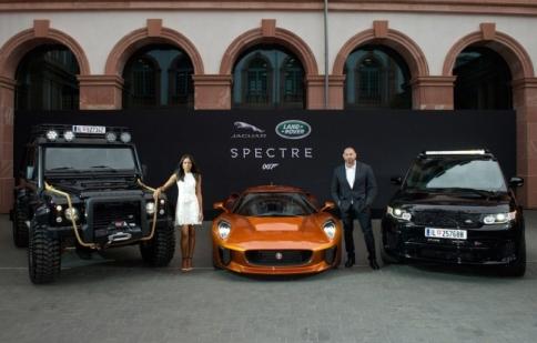 Jaguar Land Rover lên kế hoạch đẩy mạnh doanh thu