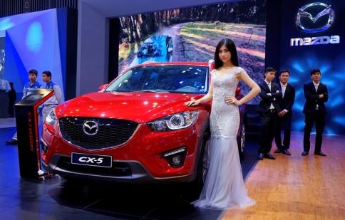 Mazda ưu đãi giá hàng loạt mẫu xe trong tháng 11 - cao nhất  90 triệu đồng