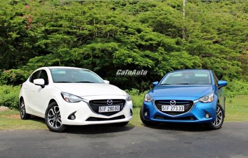 Phân khúc xe hạng B tháng 10/2015 – Kia Rio đạt doanh số cao, Mazda 2, Honda City sụt giảm