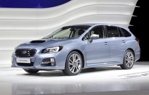Subaru Levorg  GT-S ra mắt tại Việt Nam vào cuối tuần này