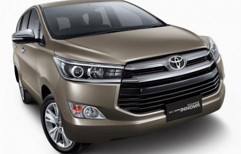 Ảnh thực tế Toyota Innova 2016 sắp ra mắt tại Việt Nam