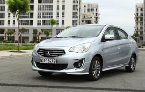 3 mẫu sedan đáng quan tâm có giá dưới nửa tỷ đồng
