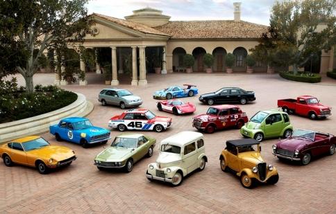 Đến thăm viện bảo tàng ô tô Nissan tại Nhật Bản