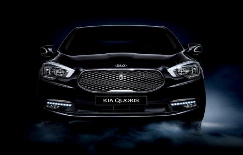 Kia K9 2016 thêm động cơ và hàng loạt nâng cấp