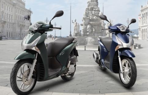 SH thông minh: Nỗi xấu hổ của Honda