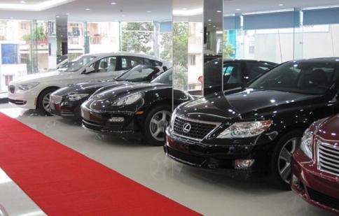 """""""Lên đỉnh"""" sớm, ôtô nhập khẩu áp sát mốc 3 tỷ USD"""