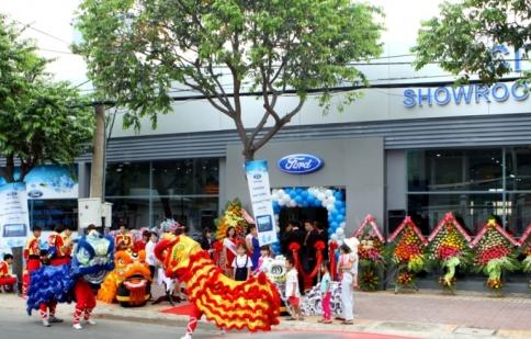 City Ford khai trương phòng trưng bày mới tại Vũng Tàu