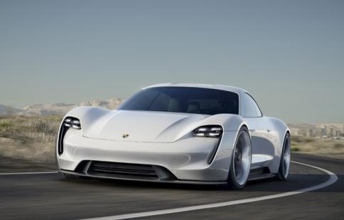 Cơ hội sở hữu xe thể thao chạy điện Porsche E đang đến gần