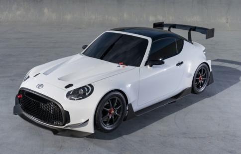 Phiên bản tốc độ của Toyota S-FR sẽ ra mắt vào năm sau