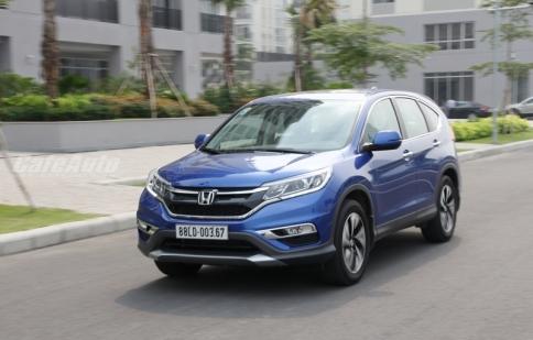 Cơ hội trải nghiệm bộ ba sản phẩm ô tô Honda mới nhất trong tháng 12