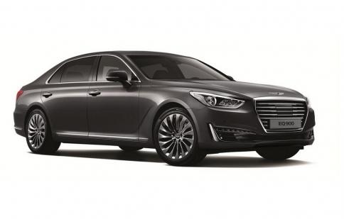 Hyundai Genesis G90 vừa ra mắt có tạo được đột phá?