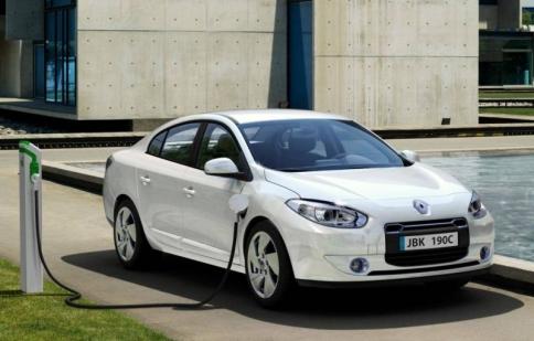 20.000 chiếc xe điện Renault sẽ được nhập về Việt Nam