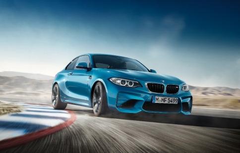 BMW M2 và X4 M40i sẽ ra mắt tại Detroit Auto Show 2016