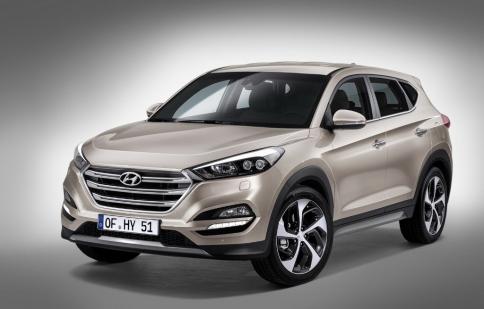 """Hyundai Tucson 2016 đang """"càn quét"""" tại châu Âu"""