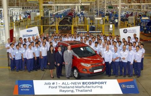 Thái Lan tụt hạng trong danh sách các quốc gia sản xuất ô tô lớn nhất thế giới