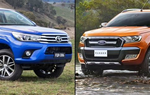 Vượt Toyota Hilux, Ford Ranger bán chạy nhất tại châu Âu