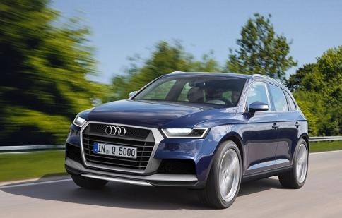 Audi sản xuất xe gì trong năm 2016?