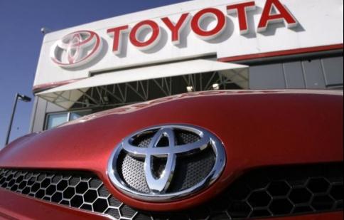 """Doanh thu ô tô tháng 11: Toyota lần thứ 5 liên tiếp """"lên đỉnh"""""""