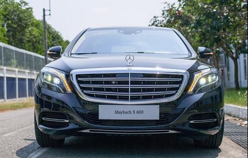 """Maybach S600: """"Con gà đẻ trứng vàng"""" của Mercedes-Benz Việt Nam"""
