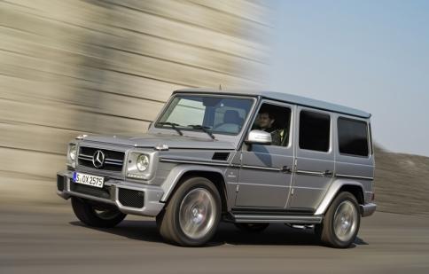 Mẫu SUV đắt nhất Việt Nam Mercedes-AMG G 65 có giá bán 16,5 tỷ đồng